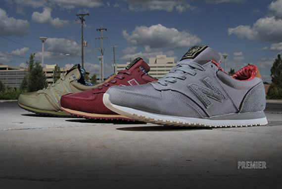 New Balance x Herschel Supply Co. 420 Available Now