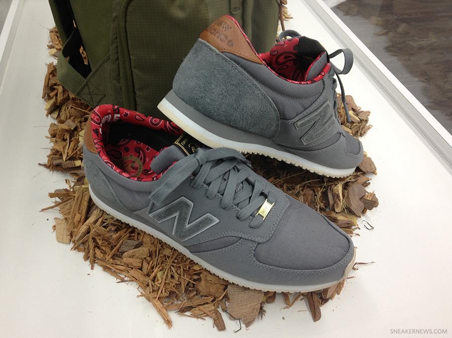 Herschel Supply Co. x New Balance - Fall 2013 - SneakerNews.com 2800acb22193
