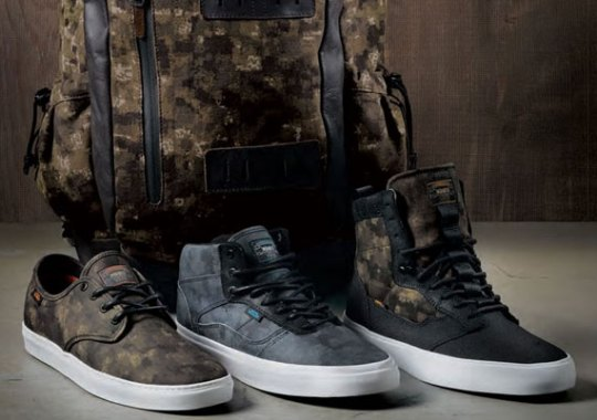"Hyperstealth x Vans OTW ""Camo Pack"""