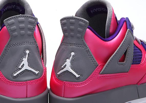 free shipping 1d471 f2be5 Air Jordan IV GS