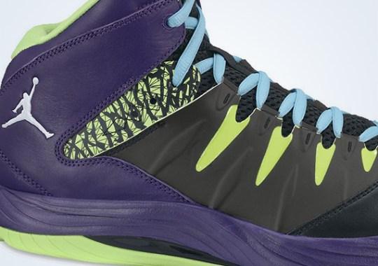 Jordan Prime.Fly – Purple – Black – Neon