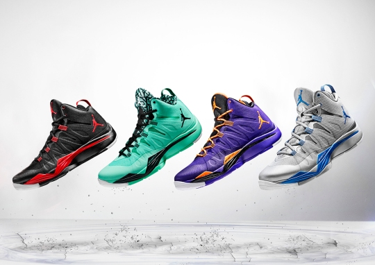 Jordan Super.Fly 2 – Officially Unveiled