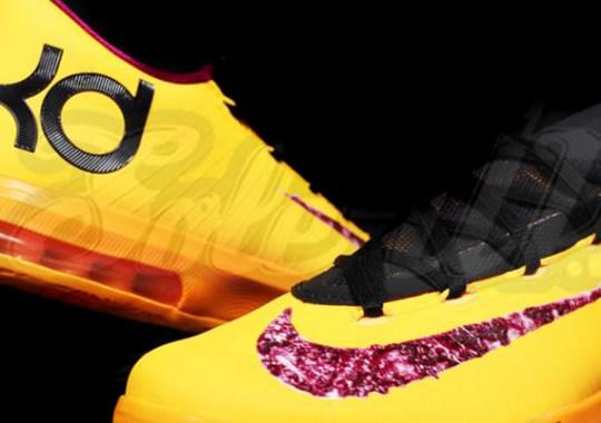 Nike KD VI – Purple – Yellow