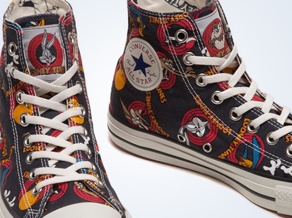 online retailer 954af cd78b Looney Tunes x Converse Chuck Taylor All Star