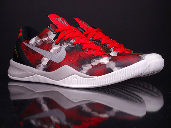 """Nike Kobe 8 """"Milk Snake"""" - Release Date - SneakerNews.com Vans Shoes"""