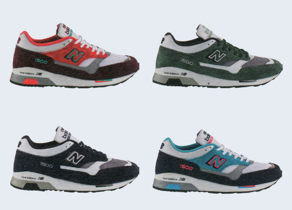 New Balance 1500 Spring 2014 Preview