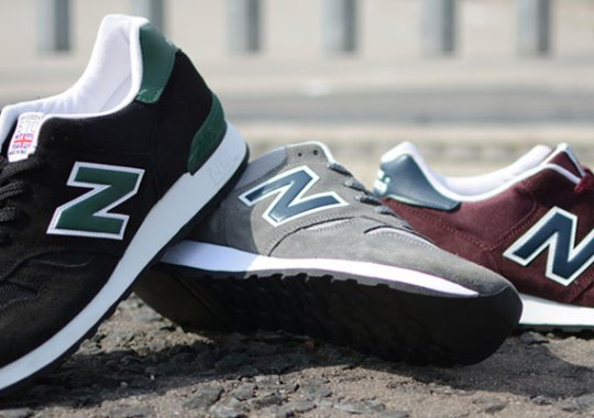 New Balance 670 – August 2013 Colorways