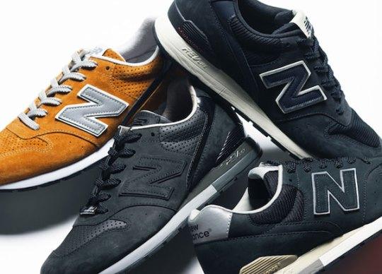 New Balance 996 – 25th Anniversary Collaborations