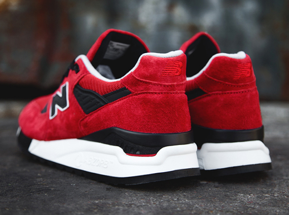 Nuovo Equilibrio 998 Rosso eqevJcPVY4