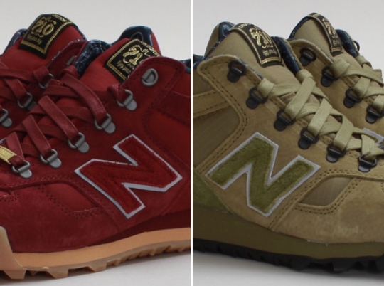 Herschel Supply Co. x New Balance H710 – Arriving at Retailers