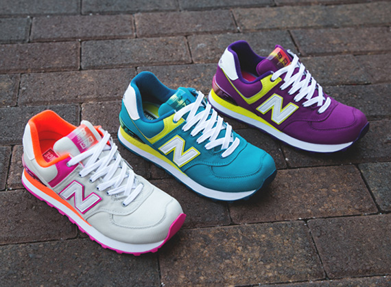 ladies new balance 574