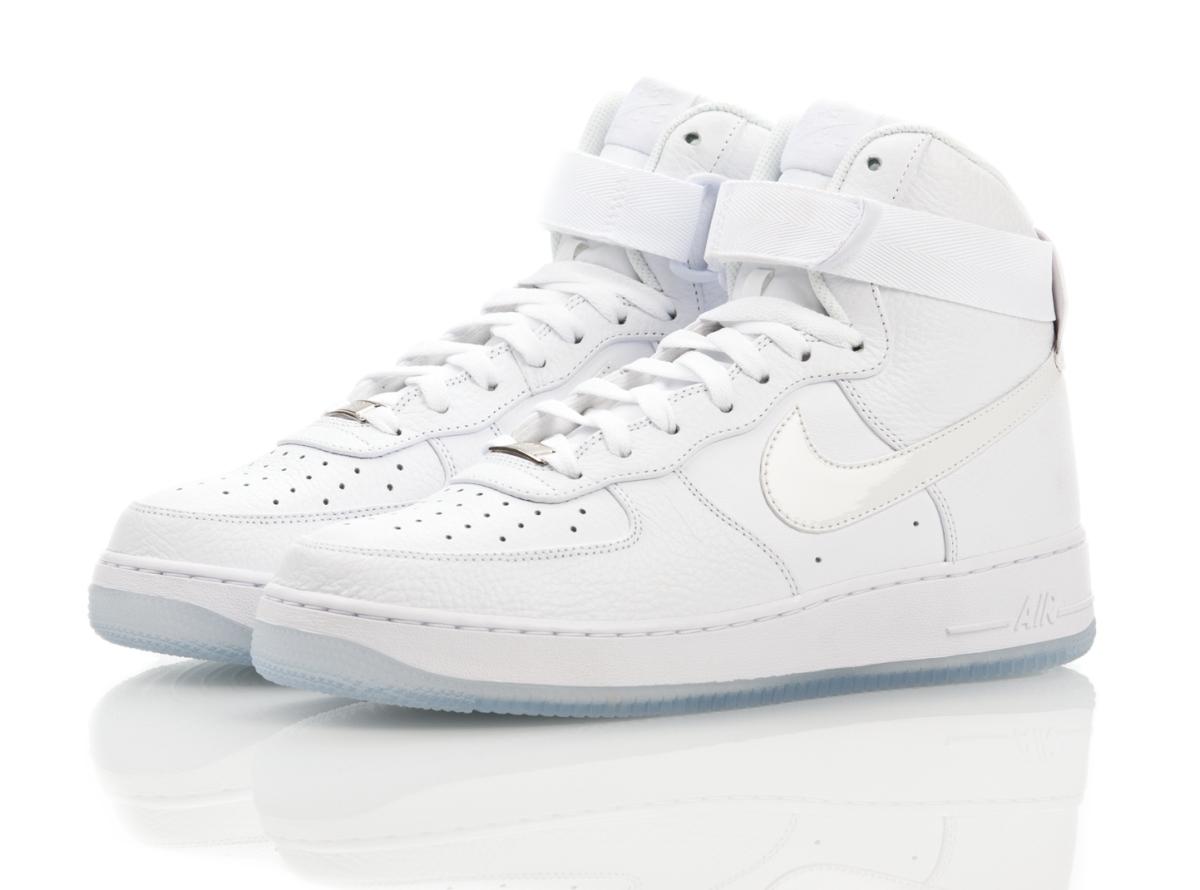 Nike Air Force 1 High - Triple White - Ice - SneakerNews.com f80109461