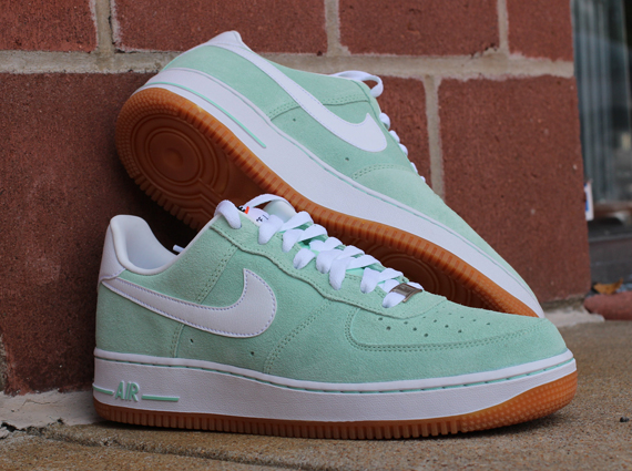 nike air force 1 low arctic green for sale