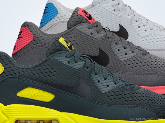 on sale 6b37c 0456e Nike Air Max 90 EM – July 2013 Releases