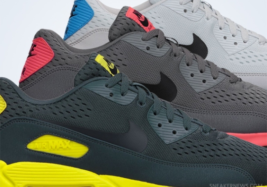 Nike Air Max 90 EM – July 2013 Releases