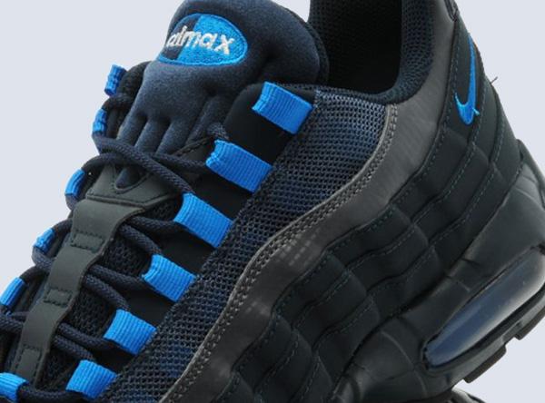 promo code c2886 033ec Nike Air Max 95 – Armory Navy – Blue