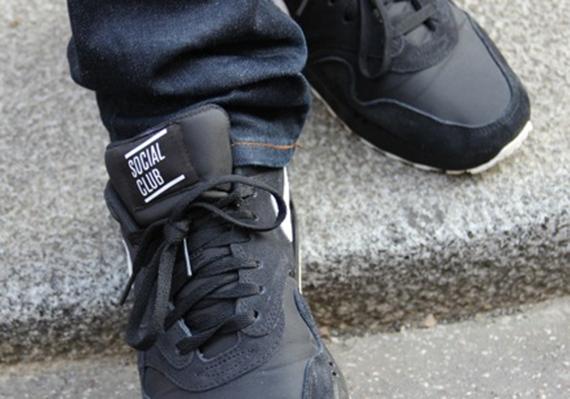 """sports shoes dc5f7 d9fea Nike Air Max 1 iD """"Paris Social Club"""" by Brodinski"""
