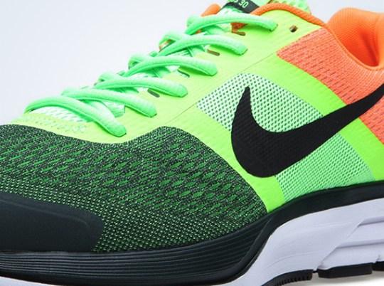 Nike Air Pegasus 83/30 – Flash Lime – Orange