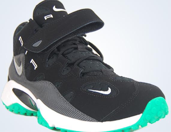 4d03c19377da Nike Air Turf Raider - Black - Grey - Green - SneakerNews.com