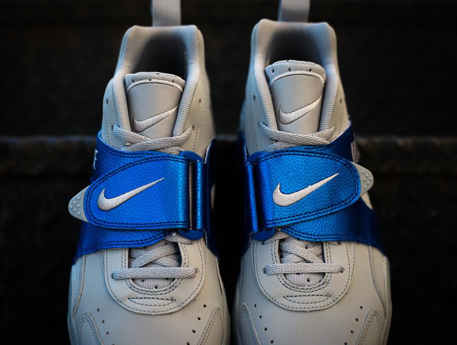 a3adb5d33bb Nike Air Veer Gray Blue Nike Air Veer Retro