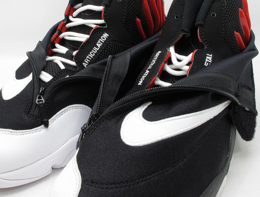 Nike Air Zoom Flight The Glove Black White | Sample on