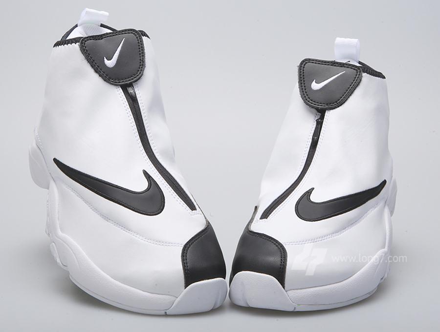 Nike Air Zoom Flight The Glove SL - White - Black ...