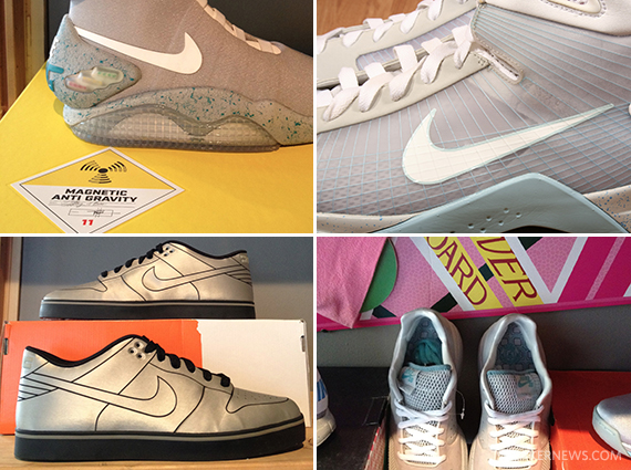 Nike quotBack To The Futurequot Auctions on eBay outlet