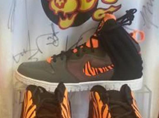 """Nike Dunk Free """"Tiger"""""""