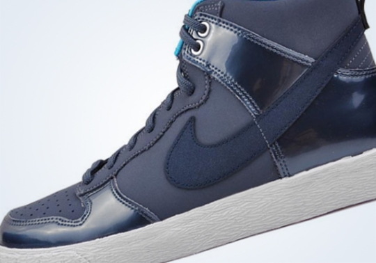 Nike Dunk High AC – Dark Armory Blue Patent
