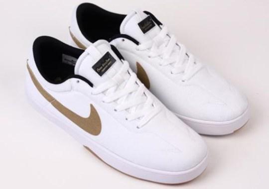 Nike SB Eric Koston SE – White – Metallic Gold – Black