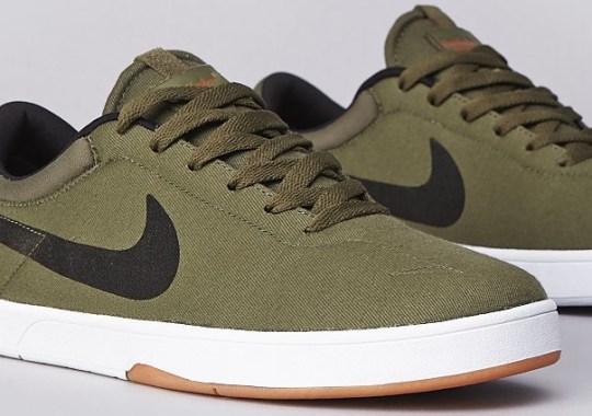 Nike Eric Koston SE – Medium Olive – Black – Gum