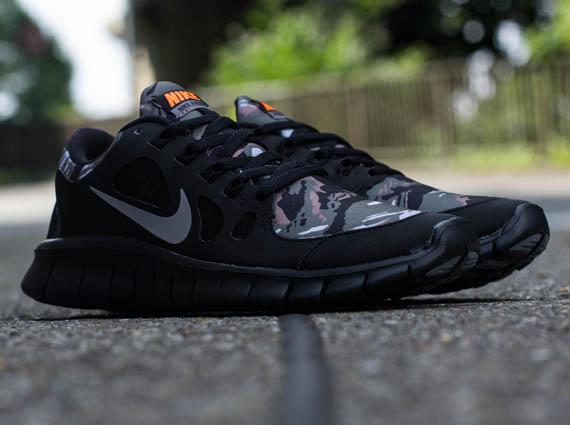"online store 06ff7 b96d9 Nike Free 5.0 GS ""Camo"""