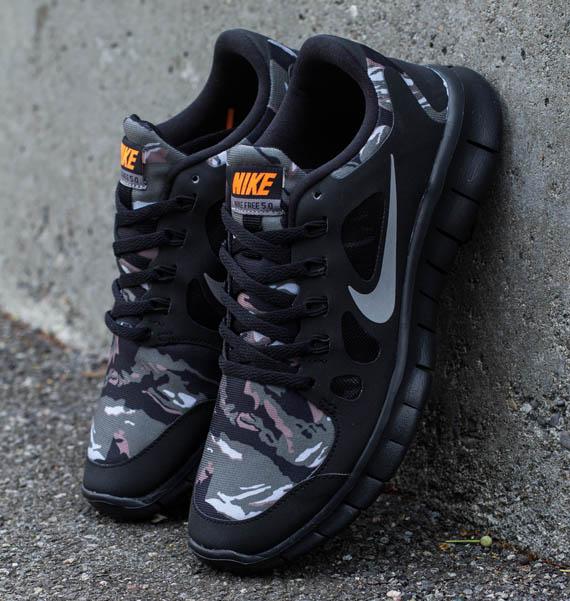 Nike Free 2.0 Camouflage