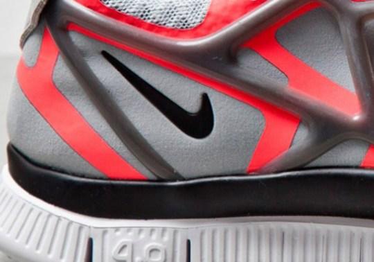 Nike Free Alt Closure Run – Grey – Pink