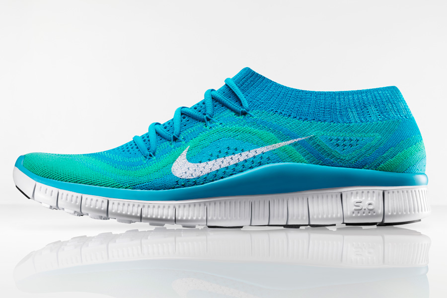 nouveau concept bcef8 e3eed Nike Free Flyknit - Officially Unveiled - SneakerNews.com