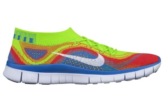 Nike Free Flyknit Womens Sale