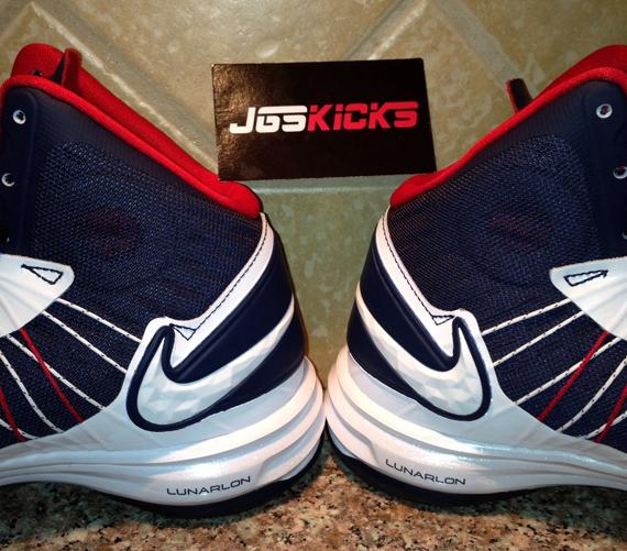 more photos 4f6be 185df Nike Hyperdunk 2012 - LeBron James Olympic PE - SneakerNews.com