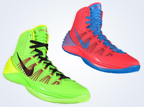 quality design 90b34 8e68c Nike Hyperdunk 2013 iD