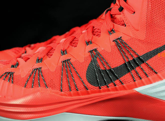 innovative design 1825f 1c7be ... italy nike hyperdunk 2013 university red black wolf grey sneakernews  d0e42 ac6ce