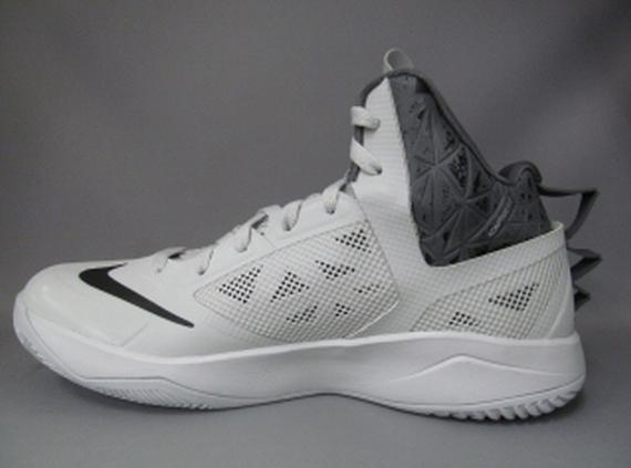 innovative design 0c95a 31e30 Nike Hyperfuse 2013 - White - Grey - SneakerNews.com