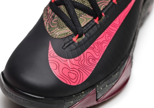 "Nike KD VI ""Meteorology"" – Officially Unveiled"