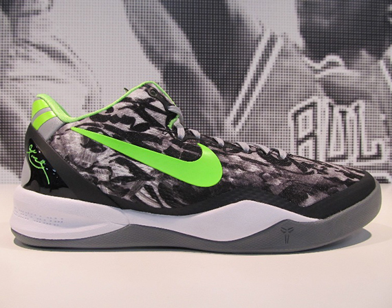 "best service 78527 4d55b Nike Kobe 8 GS ""Graffiti"""