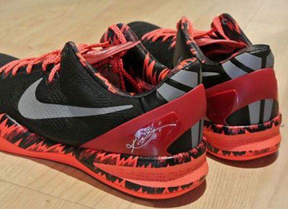 aeee31563d9a Nike Kobe 8 Philippines TB - Black - Red - SneakerNews.com