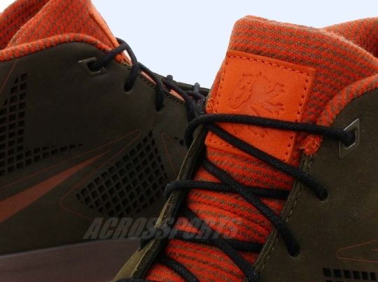 "Nike LeBron X NSW Lifestyle ""Dark Loden"" – Available on eBay"