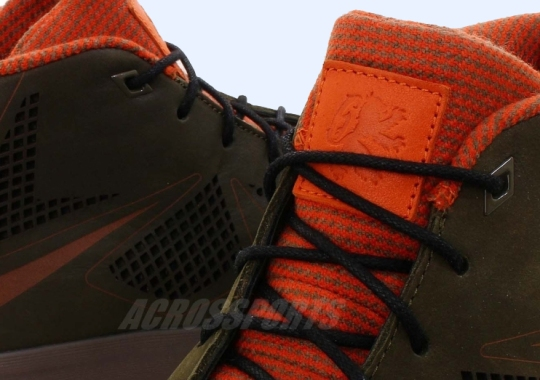 "Nike LeBron X NSW Lifestyle ""Dark Loden"" – Available on eBay"