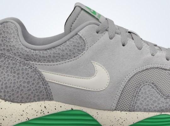 Nike Lunar Terra Safari – Dusty Grey – Sail – Wolf Grey – Gamma Green