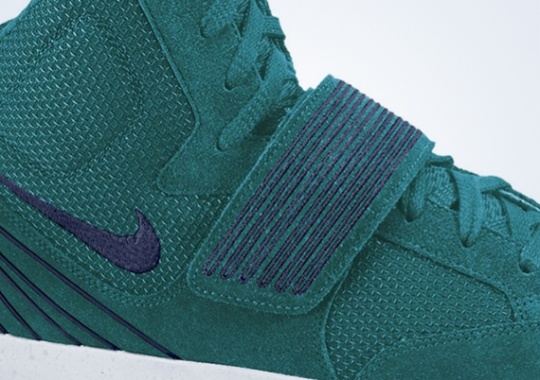 Nike NSW Sky Stepper – Tropical Teal – Midnight Navy