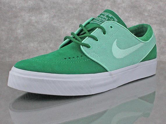Nike SB Stefan Janoski - Pine Green