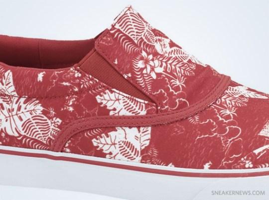 "Nike SB Verona ""Red Floral"""