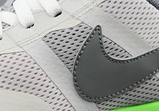 Nike WMNS Air Pegasus 83/30 – Mortar – Mercury Grey – Flash Lime